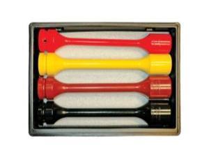 4 Piece Heavy Duty Torque Socket Set