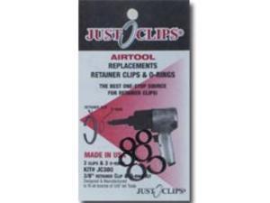 12Pack 1/2 Anvil Retainer Clip Refill Kit