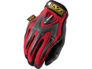 Red M-Pact Gloves Size Medium