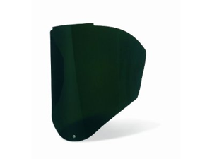 Uvex Replacement Visor for Bionic Shield, Shade 5.0 Uncoated - UVXS8565