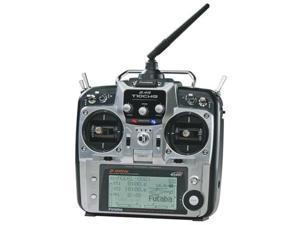 FUTK9256 Transmitter 10CHG 2.4Ghz w/R6014HS NO Servos Futaba MD2