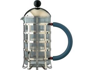 Alessi MGPF 8 Press Coffee Maker or Tea Infuser 8 Cups
