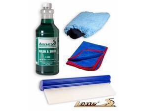 Lane's Car Wash Combo Kit