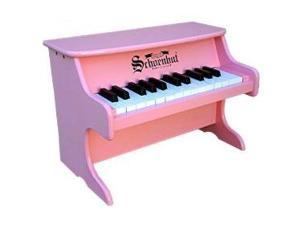 Schoenhut My First Piano II - 25 Key Table Top in Pink