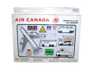 Daron Real Toys Air Canada Airline Airport Playset