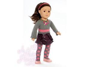 "Madame Alexander Key To My Heart 18"" Doll"