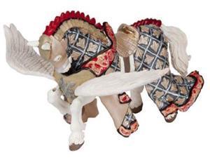 Papo Horse of Knight Pegasus