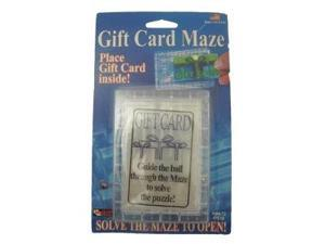 Magnif Gift Card Maze - Brain Teaser
