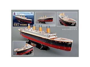 Daron Titanic 3D Puzzle - 113 Pieces
