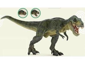 Papo Green Running T Rex