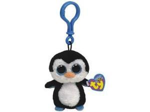 Waddles Clip Beanie Boos Penguin