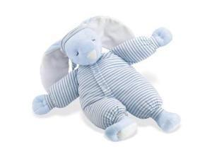 North American Bear Co. Sleepyhead Bunny Large Blue
