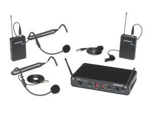 Samson Concert 288 Presentation Dual-Channel Wireless System
