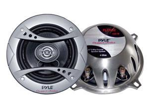 """PYLE CAR AUDIO PLCH52 NEW 5.25"""" 2-WAY SPEAKER SYSTEM 160 WATTS WITH WIRES - PAIR"""