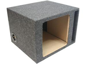 SINGLE 15 PORTED CAR STEREO KICKER L3 L5 L7 SUBWOOFER BOX BASS SUB ENCLOSURE