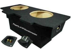 CUSTOM PONTIAC FIREBIRD 93-02 CAR DUAL 10 SUBWOOFER SPEAKER SUB BOX ENCLOSURE