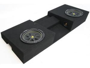 """TOYOTA TACOMA 05-09 LOADED 10"""" KICKER LOADED SUB BOX"""