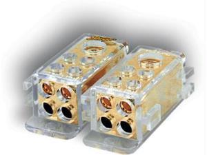 STINGER SDB1X2 GOLD EXPANDABLE CAR DISTRIBUTION BLOCK