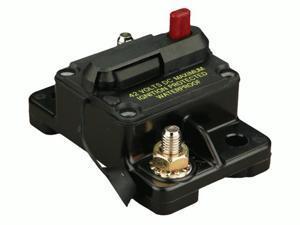 METRA CB100MR CAR AUDIO SYSTEM CIRCUIT BREAKER RED BUTTON MANUAL RESET 100 AMP