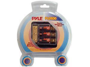 PYLE CAR AUDIO PLDS30 NEW TRIPLE CIRCUIT BREAKER POWER DISTRIBUTION BLOCK 40 AMP