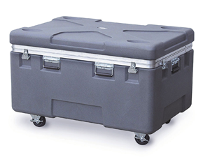"""SKB CASES 3SKB-X4530-24 24"""" DEEP TRUCK PACK CONTAINER WITH CASTER WHEELS NEW"""