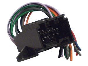 PYRAMID CAR AUDIO GM7890 NEW 4 SPEAKER WIRING HARNESS FOR GM VEHICLE 1978-1990