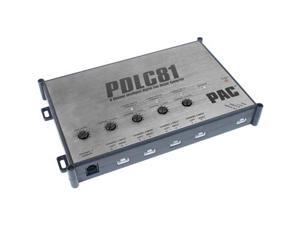 PAC PDLC81 8 CHANNEL INTELLIGENT DIGITAL LINE OUTPUT CONVERTER WITH AUX INPUT