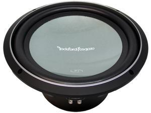 """ROCKFORD FOSGATE P1S48 PUNCH STAGE SINGLE 4 OHM 8"""" SUB CAR AUDIO SUBWOOFER NEW"""