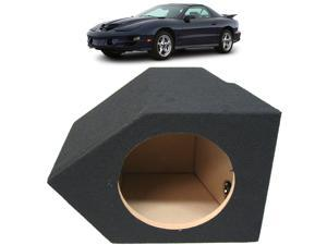 "1993-2002 PONTIAC FIREBIRD 10"" SUBWOOFER ENCLOSURE SUB BOX (PASSENGER SIDE) NEW"