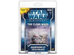 Star Wars Miniatures: Showdown at Teth Palace > Map Pack #2