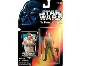 Star Wars: Luke Skywalker in Dagobah Fatigues with Short Lightsaber Action Figure