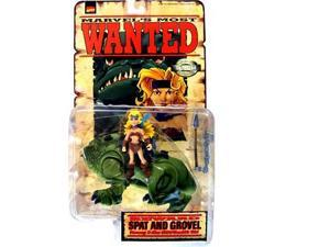 Marvels Most Wanted: Spat and Grovel Action Figure