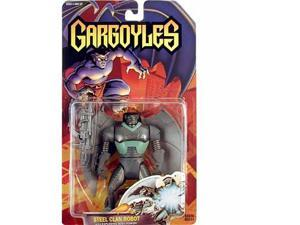 Gargoyles: Steel Clan Robot Action Figure