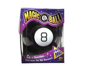 Mattel: Magic 8 Ball Standard Size Game