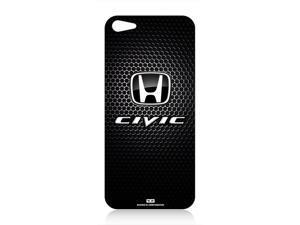 Honda Civic Logo Vinyl Skin for Apple iPhone 5
