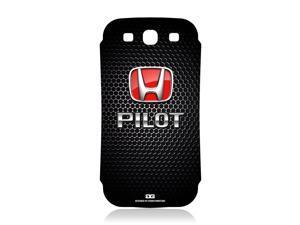 Pilot Red Logo Vinyl Skin for Galaxy S3