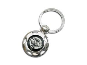 Nissan Wheel Shape Key Chain
