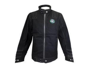 Mercedes-Benz Vintage Men's Black Jacket, XL