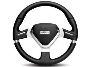 MOMO Millenium EVO Leather Steering Wheel
