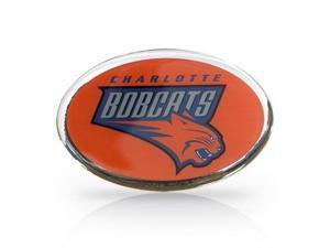 NBA Charlotte Bobcats Color Car Emblem