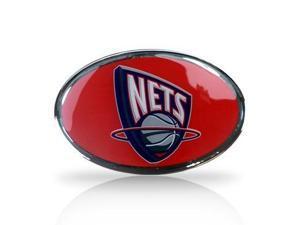 New Jersey Nets Color Car Emblem