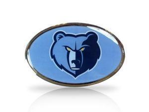 Memphis Grizzlies Color Car Emblem