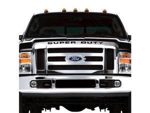Ford 2008 up Super Duty Front Grille Letter Insert Black