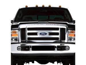 Ford 2008 up Super Duty Front Grille Letter Insert Chrome