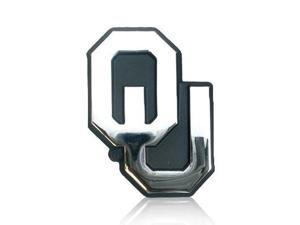 University of Oklahoma Chrome Car Emblem