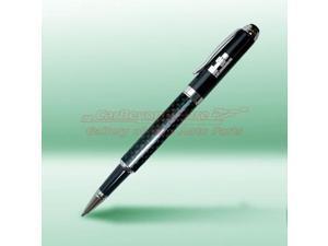 Hummer H3 Carbon Fiber Detachable Cap Rollerball Pen