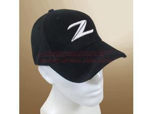 Nissan 370 Z Logo Black Baseball Cap