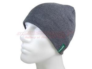Subaru Gray Knit Beanie Hat