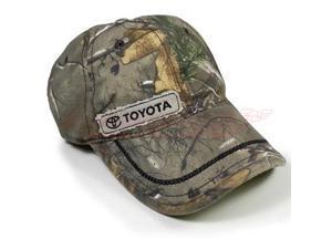 Toyota Camo Baseball Cap
