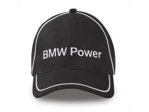 BMW Power Black Baseball Cap